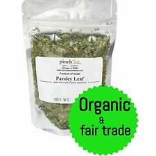 Organic Parsley Leaf, Fresh-Dried from California