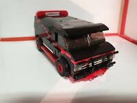 Lego Eigenbau  A-Team Van