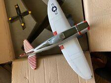 USAAF P-47 Thunderbolt Bubbletop -Rabbit-Aircraft w/ armaments in original Box