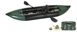 Sea Eagle 350 FX Pro inflatable Kayak