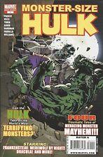 Marvel Monster Size Hulk comic issue 1