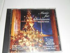 Music For Christmas Dellands Voices CD Album Naomi House NHCD 01