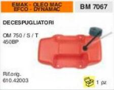 61042003 SERBATOIO DECESPUGLIATORE EMAK OLEOMAC 750 EFCO 450 DYNAMAC