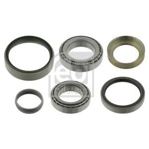 fits Mercedes Benz REAR wheel bearing kit R107 W114 W115 W116 W123 W126 300D 300