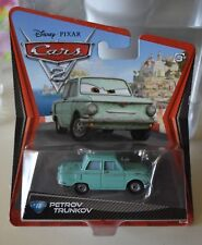 DISNEY PIXAR CARS 2 PETROV TRUNKOV # 18 NEW NEW