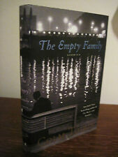 1st/1st Printing THE EMPTY FAMILY Colm Toibin STORIES Modern IRISH Booker