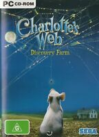 Kids Pc Game - Charlotte's Web - Discovery Farm