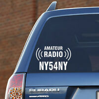 Amateur Radio Call Sign Signal - FREE S&H - HAM Radio, Scanner, Shortwave