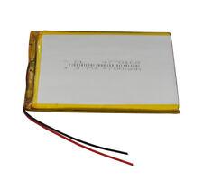 3.7V 4700 mAh Polymer Li-ion lipo li battery For GPS PDA ipod Tablet PC 4770108