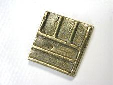 petit poids Baoulé - bronze cire perdue
