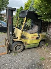 More details for hyster h50xm diesel forklift 2.5t spares or repairs starts & drivers 2000