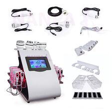 6in1 lllt Laser ad ultrasuoni cavitazione vuoto RF BIO riduzione grasso macchina di bellezza