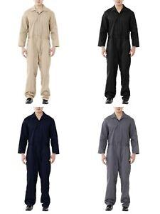 TOPTIE Blended Long Sleeve Coverall for Men, Regular Length
