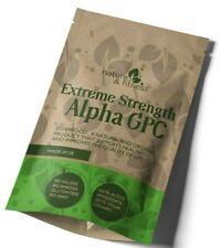 Alpha 50% GPC 300mg UK Best Natural Powder Vegan Capsules Support Healthy Life