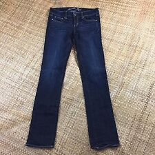 American Eagle Womens Size 4 Jeans Blue Distressed Pants F205