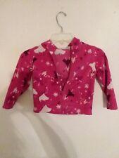 Sonoma Lifestyle Girls Fleece Jacket Size 4t