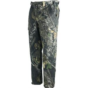Browning 3021341401 Mens SM Mossy Oak Break Up Wasatch Chamois Hunting Pants