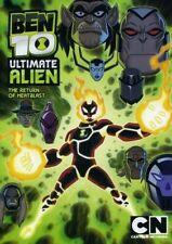 Ben 10 Ultimate Alien Return of Heatb 0883929198528 DVD Region 1
