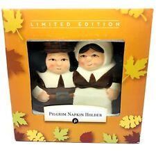 Thanksgiving Napkin Holder Limited Edition Fall Pilgrim Napkin Holder Publix Nib