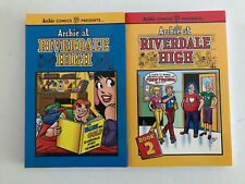 Archie Comics Presents Archie at Riverdale High Volumes 1 & 2  [2 Book Lot]