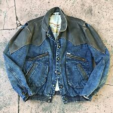 Vintage Guess Marty Mcfly Jacket 100%AUTHENTIC USA men L