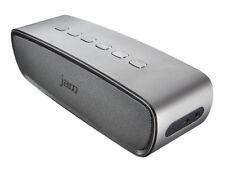 Jam Audio Heavy Metal Stereo Bluetooth Wireless Speaker + 20W Dual Drivers