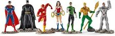 Figurine Justice League Coffret x7 Figurines - Schleich 22528 - Héros Dc Comics
