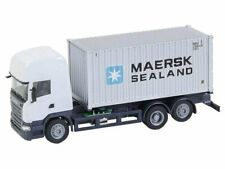 FALLER 161598 LKW Scania R 13 TL Seecontainer Car System (HERPA) H0