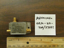 Merrimac Coupled Port SMA RF Microwave ORM-20-700/23882