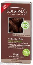 LOGONA Hair Colour Chocolate Brown 100 G