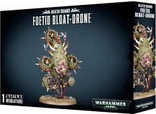 Games Workshop Warhammer 40k Death Guard Foetid Bloat-Drone NIB