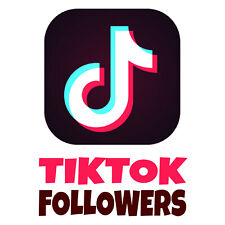 Buy TikTok1000 Fans / Followers 🥇 Guaranteed Delivery 🥇 From $8.5 Only