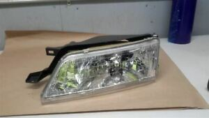 Driver Left Headlight SE With Multi-reflector Lamp Fits 97-99 MAXIMA 324460