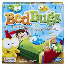 Hasbro Bed Bugs Childrens Board Game