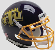 TENNESSEE TECH GOLDEN EAGLES NCAA Schutt XP Authentic MINI Football Helmet