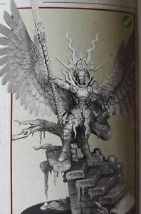 warhammer fantasy Stormcasts Yndrasta, unbenutzt mit Base.