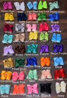 5 Inch- 6 Inch boutique hair bows