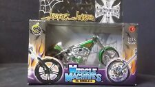 JESSE JAMES WEST COAST CHOPPERS MUSCLE MACHINES  El Diablo II 1/18 Old School