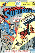 SUPERMAN  (1939 Series)  (DC) #290 Very Fine Comics Book