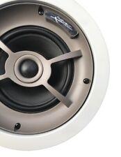 PROFICIENT C610 6 1/2 Surround Sound Speakers In Wall / Ceiling Pivoting Tweeter