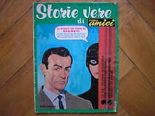 STORIE VERDADERO POR HOLA AMICI 6 1965 SEAN CONNERY JAMES BOND 007 CHAKIRIS+