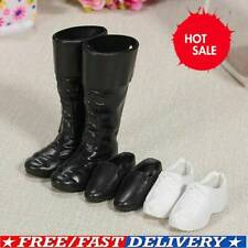 Hot Fashion Handmade Cusp Shoes Boots Sneakers Set For Ken Doll Kids