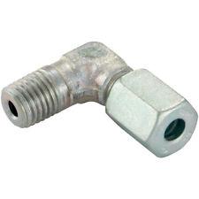 WALTERSCHEID - 04mm OD x m8x1.0 Coude mâle acier (LL) 1-13842
