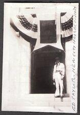 1927 LOS ANGELES CALIFORNIA NEW CITY HALL ELKS EDWARD TAYLOR KNIFE THROWER PHOTO