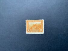 USA stamps, 1913, MNH, Scott#400, Panama Pacific exposition, yellow