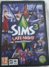 THE SIMS 3 LATE NIGHT EXPANSION PACK, PC DVD ROM GAME, !!!!! TAKE A LOOK !!!!!