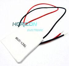 1PCS Heatsink Thermoelectric Cooler Cooling Peltier Plate 12V 60W TEC1-12706