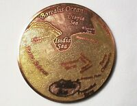 2016 Oceans of Mars LE - Rage,Destruction and Glory - New Unactivated Geocoin
