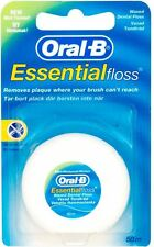 Oral B Essential Floss Encerado Perfecto 50m