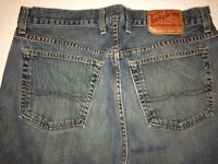 MENS LUCKY BRAND JEANS SIZE 32 RELAXED STRAIGHT